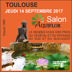 Salon Aquiflor 2017 Toulouse
